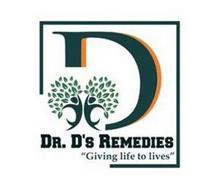DR. D'S REMEDIES