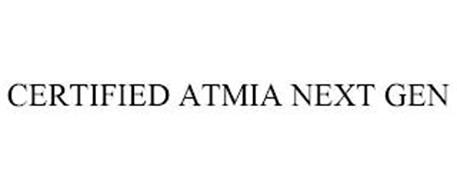 CERTIFIED ATMIA NEXT GEN