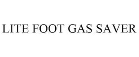 LITE FOOT GAS SAVER