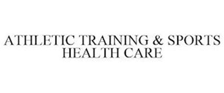 ATHLETIC TRAINING & SPORTS HEALTH CARE