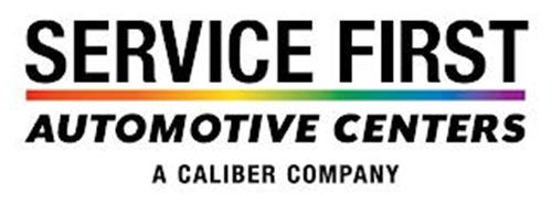 SERVICE FIRST AUTOMOTIVE CENTERS A CALIBER COMPANY