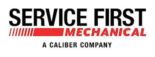 SERVICE FIRST MECHANICAL A CALIBER COMPANY