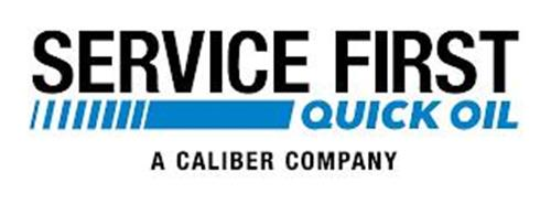 SERVICE FIRST QUICK OIL A CALIBER COMPANY