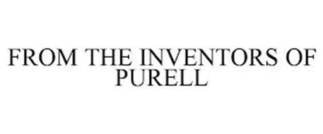 FROM THE INVENTORS OF PURELL