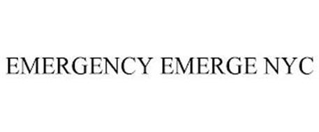 EMERGENCY EMERGE NYC