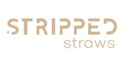 STRIPPED STRAWS