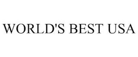WORLD'S BEST USA