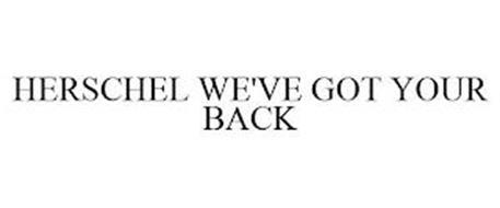 HERSCHEL WE'VE GOT YOUR BACK