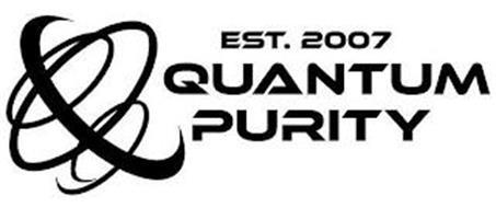 EST. 2007 QUANTUM PURITY