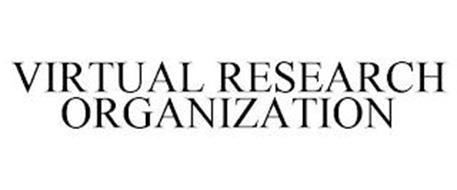 VIRTUAL RESEARCH ORGANIZATION