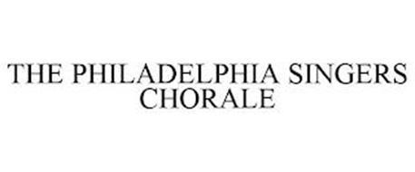 THE PHILADELPHIA SINGERS CHORALE