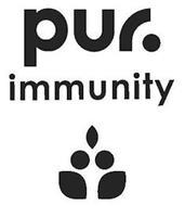 PUR. IMMUNITY
