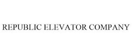 REPUBLIC ELEVATOR COMPANY