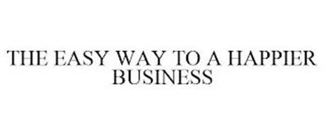 THE EASY WAY TO A HAPPIER BUSINESS