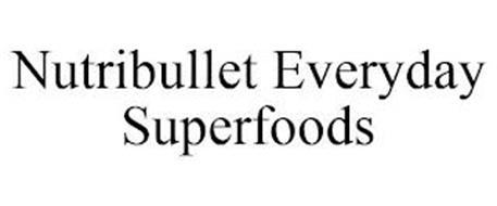 NUTRIBULLET EVERYDAY SUPERFOODS