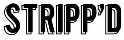 STRIPP'D