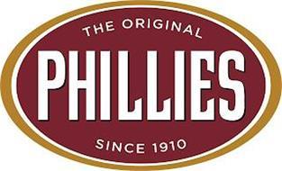 THE ORIGINAL PHILLIES SINCE 1910