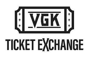 VGK TICKET EXCHANGE