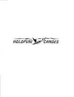 HOLOPUNI CANOES