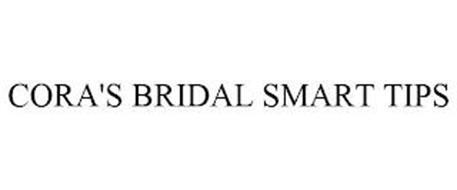 CORA'S BRIDAL SMART TIPS