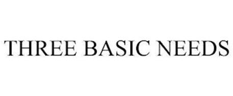 THREE BASIC NEEDS