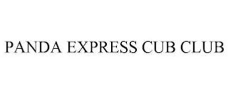 PANDA EXPRESS CUB CLUB