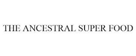 THE ANCESTRAL SUPER FOOD