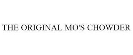 THE ORIGINAL MO'S CHOWDER