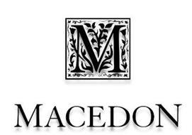 M MACEDON