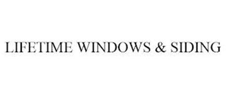 LIFETIME WINDOWS & SIDING
