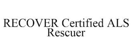 RECOVER CERTIFIED ALS RESCUER