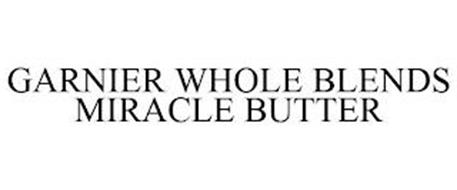 GARNIER WHOLE BLENDS MIRACLE BUTTER