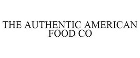 THE AUTHENTIC AMERICAN FOOD CO