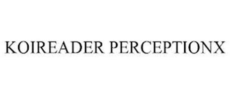KOIREADER PERCEPTIONX