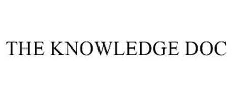 THE KNOWLEDGE DOC