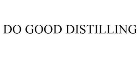 DO GOOD DISTILLING