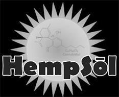 HEMPSOL CANNABIDIOL H H OH OH C21 H30 O2