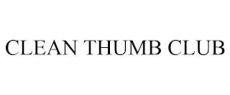 CLEAN THUMB CLUB
