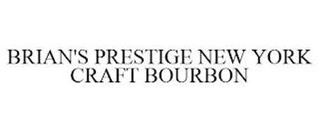 BRIAN'S PRESTIGE NEW YORK CRAFT BOURBON