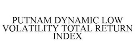 PUTNAM DYNAMIC LOW VOLATILITY TOTAL RETURN INDEX