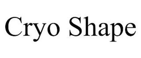 CRYO SHAPE