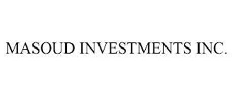 MASOUD INVESTMENTS INC.
