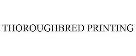THOROUGHBRED PRINTING