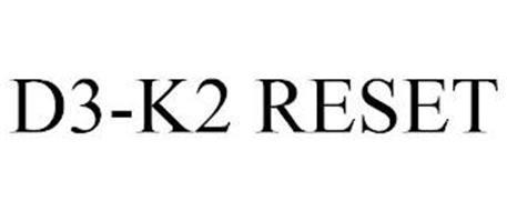 D3-K2 RESET