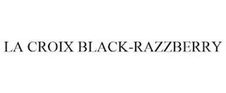 LA CROIX BLACK-RAZZBERRY