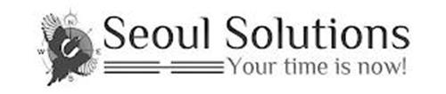 SEOUL SOLUTIONS YOUR TIME IS NOW! N S EW