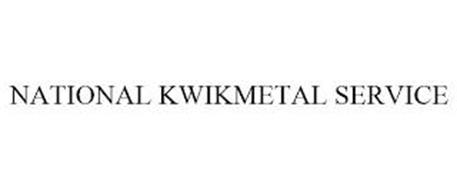 NATIONAL KWIKMETAL SERVICE