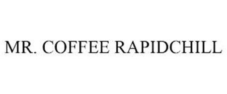 MR. COFFEE RAPIDCHILL