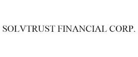 SOLVTRUST FINANCIAL CORP.