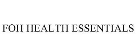 FOH HEALTH ESSENTIALS